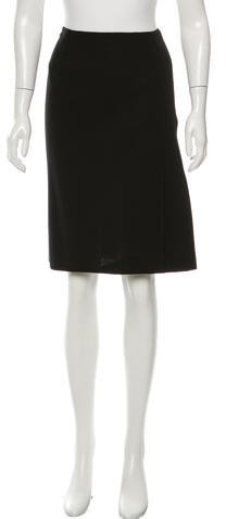 Dolce & Gabbana Dolce & Gabbana Knee-Length Pencil Skirt