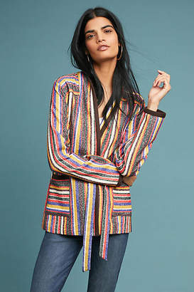 Akemi + Kin Mansoura Striped Jacket