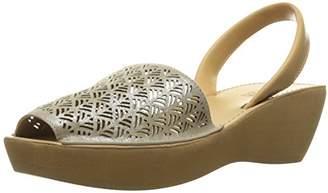 Kenneth Cole REACTION Women's Fine Glass 3 Platform Sandal $34.17 thestylecure.com