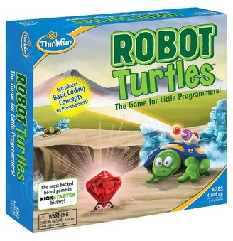 Think Fun Robot Turtles Educational Game $24.99 thestylecure.com