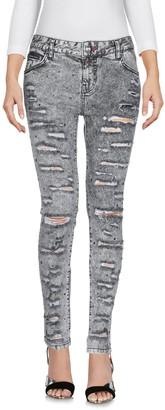 Philipp Plein Denim pants - Item 42688868BR