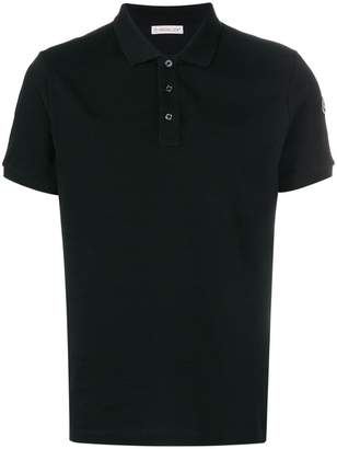 Moncler classic fitted polo top