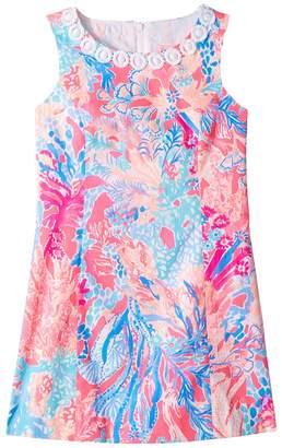 Lilly Pulitzer Mini Mila Shift Dress Girl's Dress
