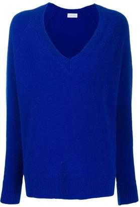 Christian Wijnants long-sleeve flared sweater