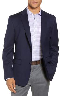 John W. Nordstrom R) Traditional Fit Wool Blazer