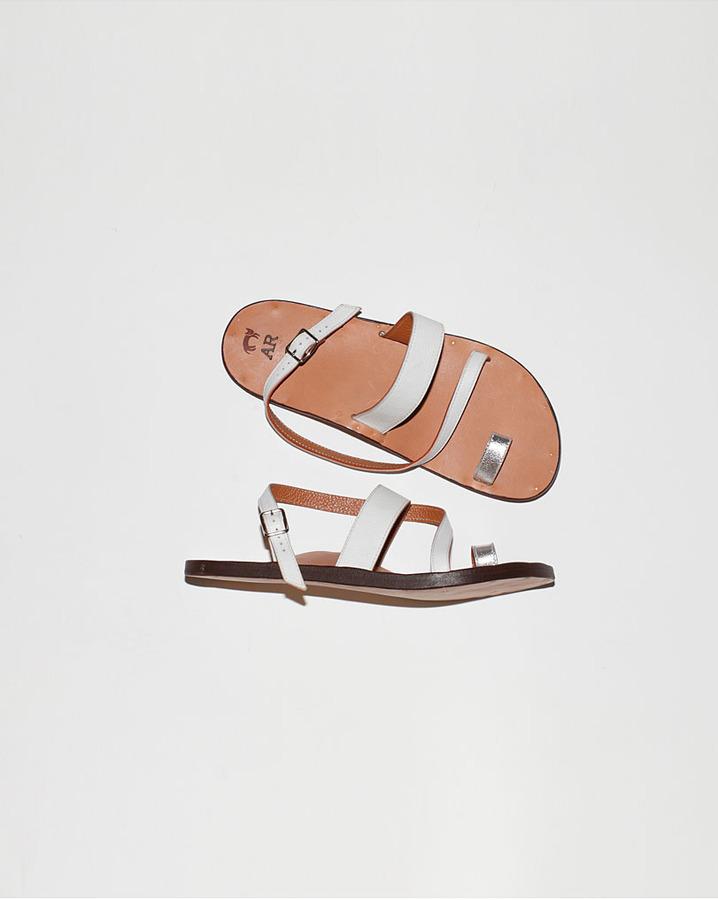 AR+ AR x Jutta Neumann / roger sandal