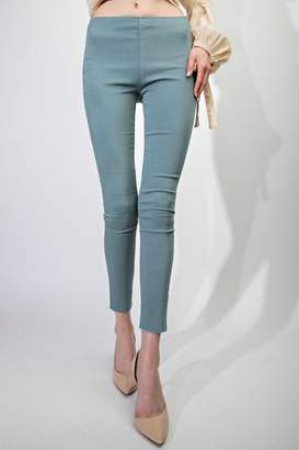 Easel Washed Super-Stretch Jegging