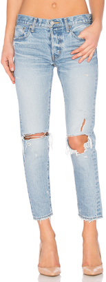 Moussy Sanford Distressed Skinny $334 thestylecure.com