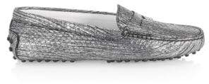 Tod's Gommini Mocassino Leather Driving Loafers