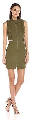 Plenty by Tracy Reese Women's Sleeveless Utility Shift Dress