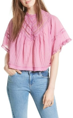 Women's Free People Lush Life Top $108 thestylecure.com