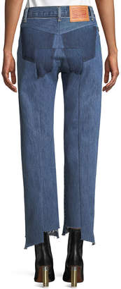 Vetements Levi's Reworked Push-Up Jeans