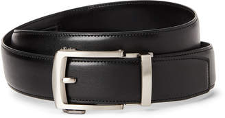 Kenneth Cole Reaction Black Exact Fit Belt