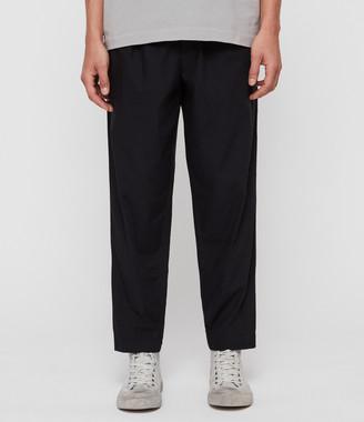 AllSaints Keet Cropped Wide-Leg Pants