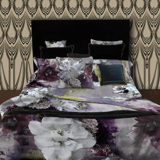 Roberto Cavalli Dark Flower Bed Set