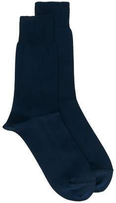 Comme des Garcons fine knit socks