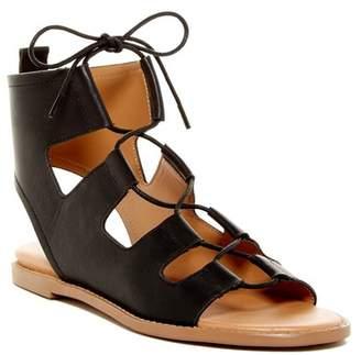 Report Zahara Gladiator Sandal $50 thestylecure.com