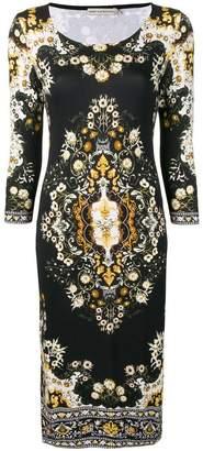 Mary Katrantzou floral-print dress
