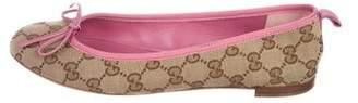Gucci GG Bow Flats
