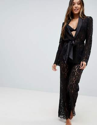 Lipsy Darcelle Lace Pant