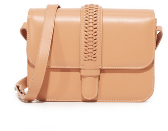 GRACE ATELIER DE LUX Colette Shoulder Bag $825 thestylecure.com