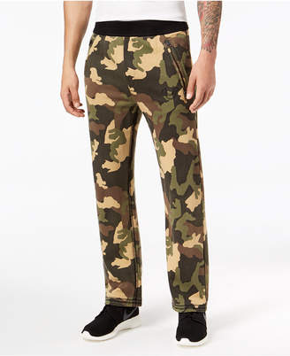 True Religion Men's Camo Sweatpants