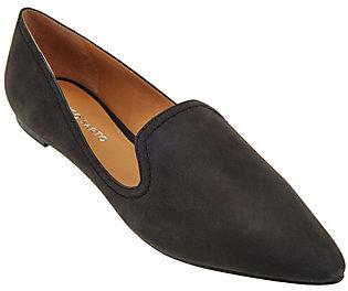 Franco Sarto Pointed Toe Slip On Flats - Simona $27.65 thestylecure.com