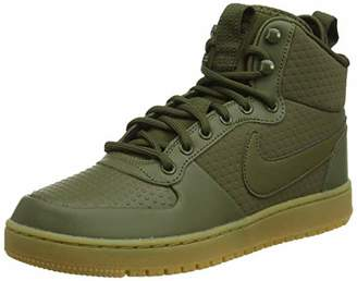 a0ecfdb26109fc at Amazon.co.uk · Nike Men s Ebernon Mid Winter Gymnastics Shoes Green  Olive Canvas Gum Lt Brown 300