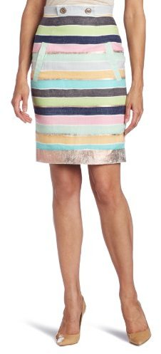 Tracy Reese Women's Slim Skirt