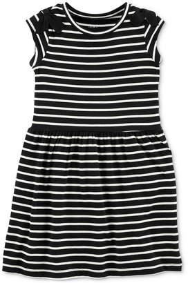 Carter's Toddler Girls Striped Dress