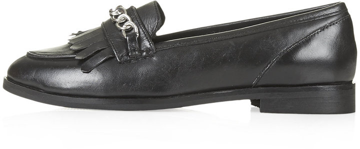 Kain chain loafers