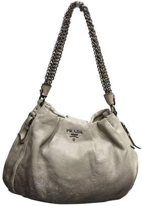 Prada Grey Handbags - ShopStyle UK 0d86dccffb713