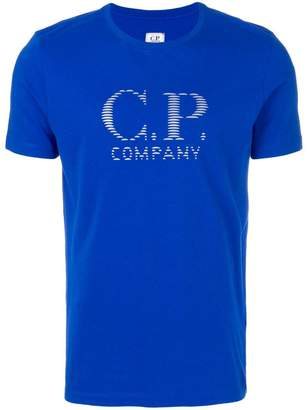 C.P. Company slim fit logo T-shirt