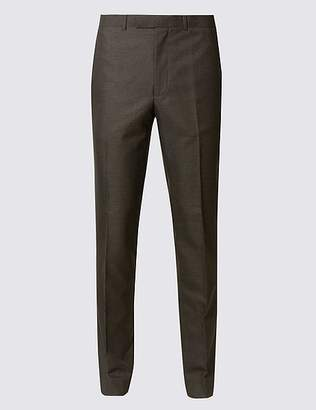 Marks and Spencer Charcoal Slim Fit Trousers