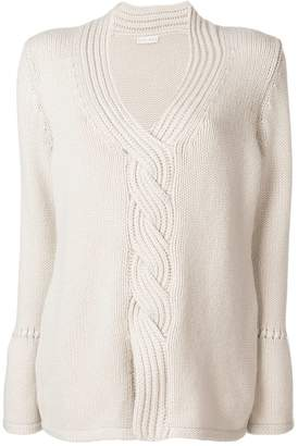 Asolo Borgo deep V-neck jumper