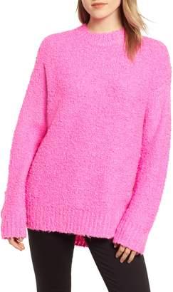 Lou & Grey Boucle Tunic Sweater