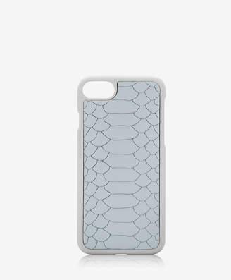 GiGi New York iPhone 7 Hard-Shell Case, Ice Embossed Python