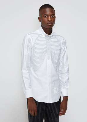 Thom Browne Skeleton Shirt