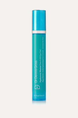 Dr. Dennis Gross Skincare Hyaluronic Marine Dew It All Eye Gel, 15ml - one size