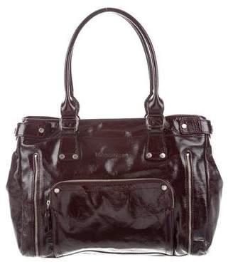Longchamp Legende Verni Bag