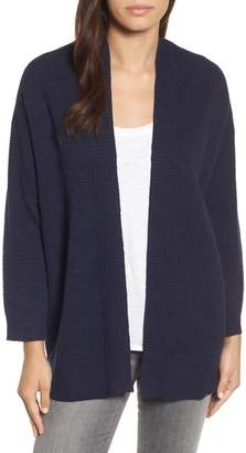 Eileen Fisher Organic Linen & Cotton Cardigan