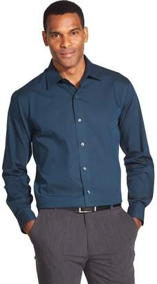 Van Heusen Men's Classic-Fit Striped Button-Down Shirt