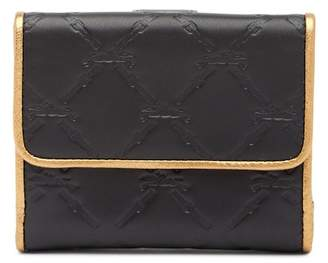Longchamp LM Cuir Deluxe Leather French Purse