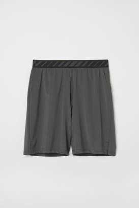 H&M Short Sports Shorts - Gray