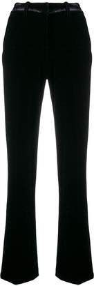 Cambio high loose fit trousers