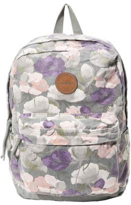 O'Neill Oceanside Floral Print Backpack