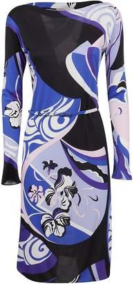 Emilio Pucci Dress+belt