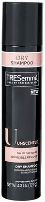 Tresemme Dry Shampoo Unscented