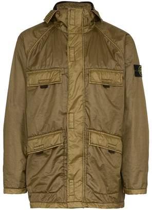 Stone Island 44735 Lamy Flock Jacket