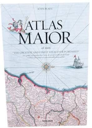 Taschen Atlas Maior of 1665 w/ Tags